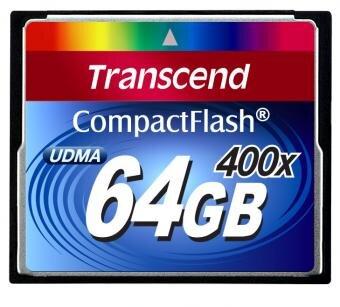 tanscend compactflash 64 UDMA