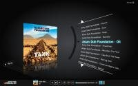 Deezer plein ecran Asian Dub Foundation
