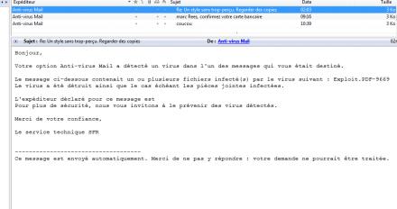 sfr virus Exploit.PDF-9669 bug mail email