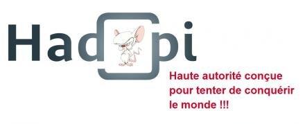 concours logo hadopi pastiche