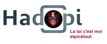 hadopi logo pastiche