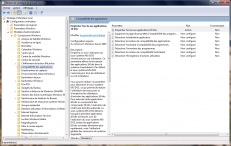 windows console gestion composants