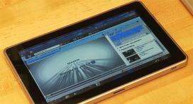 hp slate pc tablet