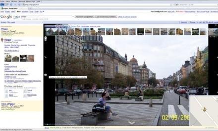 Google Street View Microsoft Bing Maps