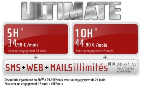 NRJ Mobile Ultimate