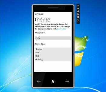 windows phone 7 kit developpement emulateur