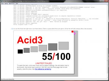 ie9 acid3