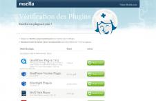 mozilla plugins firefox page controle