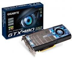GeForce GTX 470 480 Gigabyte