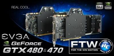 GeForce GTX 470 480 eVGA