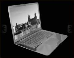 MacBook Air Ice Edition