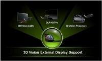 NVIDIA 3D Verde
