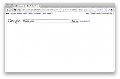 google chine sans résultats