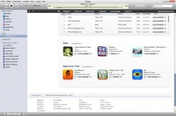 itunes ipad app store