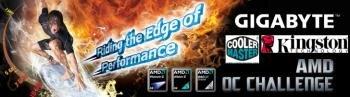 Gigabyte AMD OC Challenge