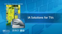 Intel IDF 2010 Pékin Day 1 Atom