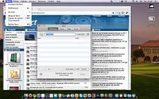 osx ubuntu mac barre menus