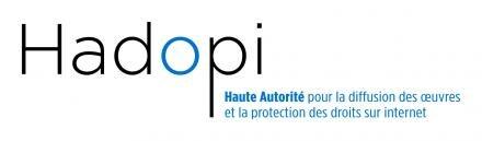hadopi logo officiel plan créatif police