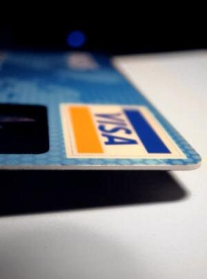 carte visa facture paiement