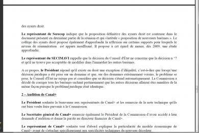 copie privée commission barèmes conseil d'Etat