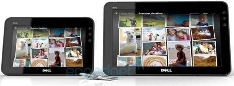 Dell tablette streak 7 et 10 pouces