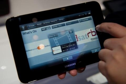 Samsung S-Pad