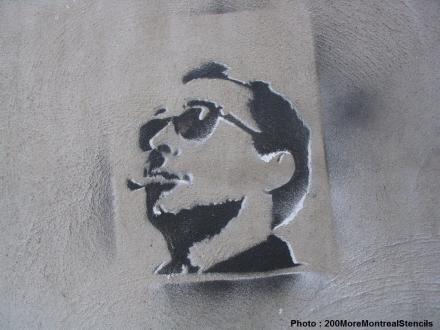 Godard Stencil
