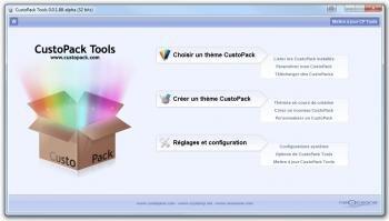 custopack tools crystalxp