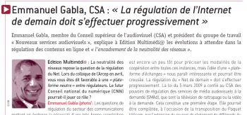 CSA conseil supérieur audiovisuel
