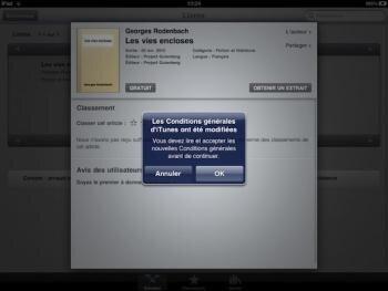 ibook store app ipad itunes