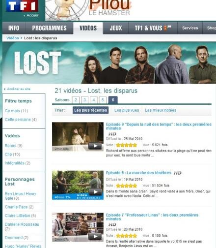 lost dernier épisode E17S06