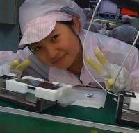 Foxconn iPhone usine