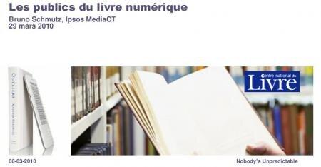 livres numériques Ipsos