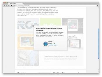 apple html5 css3