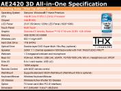 MSI AE2420 3D