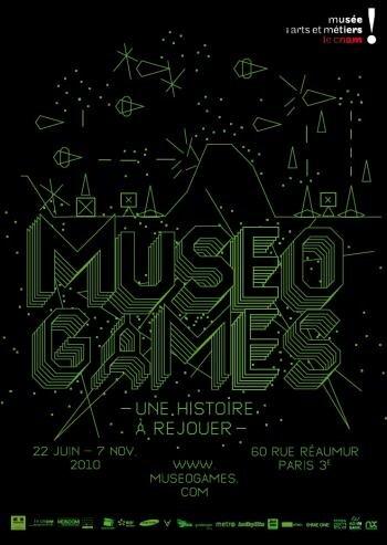 jeux video musée museogames CNAL