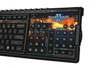 Steelseries clavier starcraft II