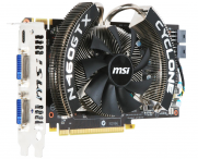 MSI GTX 460 Cyclone 768D5 1GD5