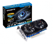 Gigabyte GTX 460 Windforcetm
