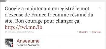 france.fr twitter