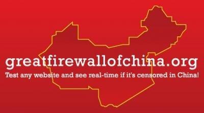 Chine Great Firewall