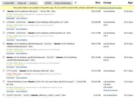 newsgroups gibinews