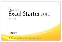 Excel 2010 Starter