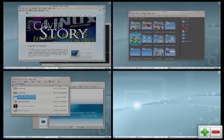 KDE 4.5 Plasma