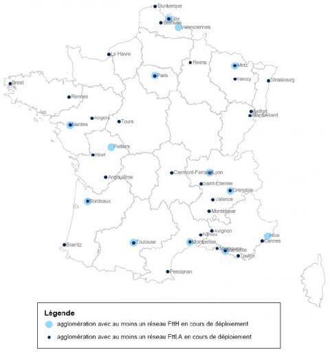 France Q2 2010 Fibre