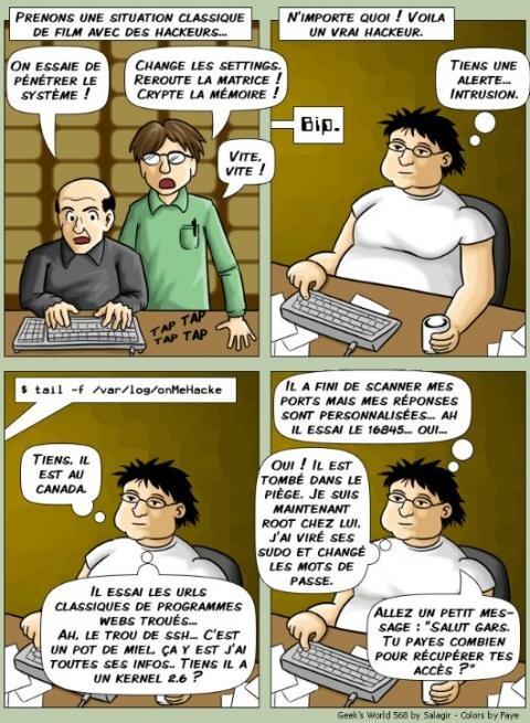 Geeksworld BD pirate série réalité