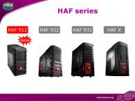 Cooler Master HAF 912