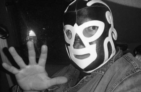 masque usurpation identité