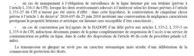 article 40 circulaire