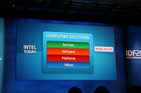 Intel IDF Day 1 Otellini